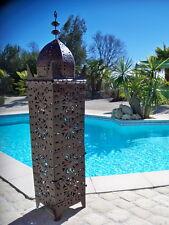 130 cm! Lampe Marocaine lanterne lustre bougeoir bougie applique luminaire