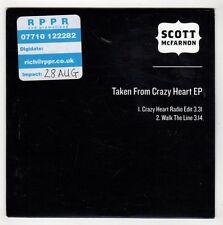 (GL140) Scott McFarnon, Taken From Crazy Heart - DJ CD