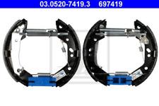 Bremsbackensatz für Bremsanlage Hinterachse ATE 03.0520-7419.3