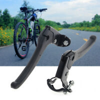 A Pair Aluminum Alloy Brake Handle For Road Bicycle Folding MTB Bike Cycling