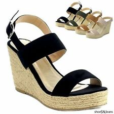 Unbranded Wedge Med (1 in. to 2 3/4 in.) Women's Heels