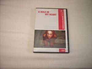 A HOLE IN MY HEART - KinoKontrovers //  DVD aus Sammlung