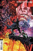 Dark Nights Death Metal #7 (2021) Doug Mahnke 1:25 Variant Cover DC Comics