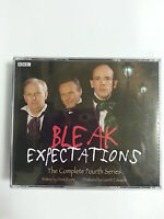 BLEAK EXPECTATIONS - COMPLETE 4TH SERIES - 3 CD BBC AUDIO BOOK NEW UNSEALED