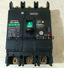 H● Fuji EA103B 100A Circuit breaker 3P New