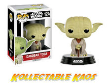 Star Wars - Yoda Dagobah Pop! Vinyl