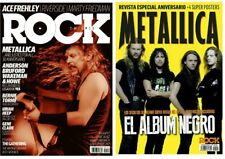 METALLICA JAMES HETFIELD This is Rock Magazine Issue 172 + FULL SPECIAL MAGAZINE