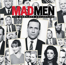 MAD MEN:  THE COMPLETE COLLECTION  DVD  LIMITED-EDITION  SET