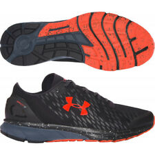 Under Armour UA Mens Charged Bandit 2 Night Running Gym Shoes Trainers - Black 9