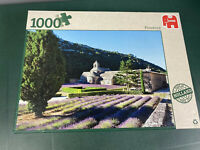Jumbo Provence Jigsaw Puzzle 1000 Pieces Lavender Fields France