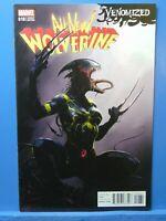 All New Wolverine #18 Variant Edition Venomized Marvel Comics CB9767