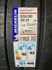 2 New 325 30 21 Michelin Pilot Sport-4 Acoustic Tires