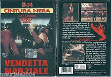 Vendetta Marziale (1992) DVD NUOVO Cat Sasson Melissa Moore Denise Buick Roberts