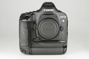 Canon EOS-1 DX Mark II - 20.2 MP Profi-DSLR Kamera Gehäuse