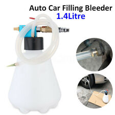 Brake Bleeder Bleeding Fluid Change kit Car Van Air Pneumatic Garage Vacuum Tool