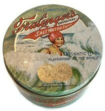 FRALINGER/'S SALT WATER TAFFY CAPE MAY NEW JERSEY VINTAGE UNUSED BOX LABEL WRAP