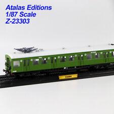 Éditions Atlas Automotrice Z-23303 De La Ligne Des Sceaux TRAIN MODEL