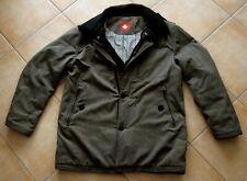 WELLENSTEYN Winterjacke Mercury PeWoAirTec Blackcheck - Grau Grey Mantel XL XXL