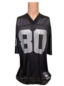 NEW Men's Vintage Oakland Las Vegas Raiders Jerry Rice Jersey Size Medium