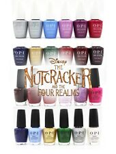 """OPI Matching Gel & Lacquer """"The Nutcracker and The Four Realms"""" FULL COLLECTION"""