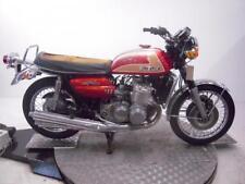 1973 Suzuki GT750K Unregistered US Import Barn Find Classic Restoration Project