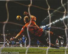 Aston Villa Brad Guzan Autographed Signed 8x10 Photo COA G