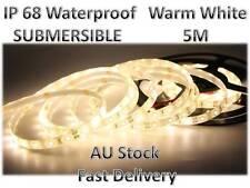 IP68 Waterproof 12V Warm White 5M 2835 SMD 300 LED Strips Led Strip Lights Pool