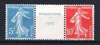 "FRANCE STAMP TIMBRE YVERT N° 242 A "" SEMEUSE STRASBOURG 1927 "" NEUFS xx TTB T380"