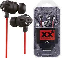 JVC HAFX1X Xtreme Xplosives Original Headphones High Quality HA-FX1X / Brand New