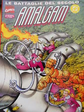 AMALGAM - Le Battaglie del Secolo n°15 ed. Marvel DC Comics  [G.156]