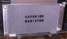1985-2004 s-10 aluminum radiator v8 v-8 conversion