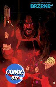 BRZRKR #4 (2021) 1ST PRINTING WARD VARIANT COVER B BOOM STUDIOS COMICS