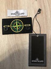 STONE Island Patch/Badge con Bottoni e etichetta di ricambio