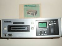 Panasonic 8 Track Stereo Record Deck RS-805US & Operating Instructions ~ Japan