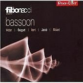 The Fibonacci Sequence - Bassoon, , Audio CD, New, FREE & Fast Delivery