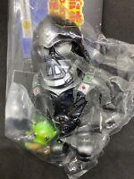 Kaiju One x Happfactory Blojobot 2 soft vinyl designer toy sofubi