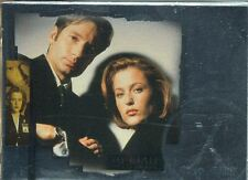 Inkworks The X Files Connections Complete Silver Parallel 72 Card Base Set
