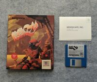 Brataccas Commodore Amiga Psygnosis vintage computer game 1985 Brattacas