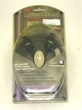 Monster Digital Lightspeed Standard Fiber Optic Audio Cable 4 Meters (13.1 ft)