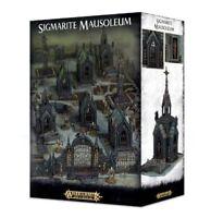 Sigmarite Mausoleum - Warhammer Age of Sigmar - Brand New! 64-49