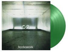 Hoobastank – Hoobastank (MOV Limited Edition Green Numbered Vinyl #667)