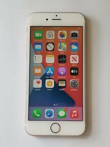 APPLE IPHONE 6S 128GB UNLOCKED SMARTPHONE Silver White