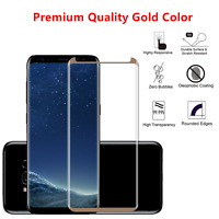 Premium Samsung Galaxy S8 Plus Tempered Glass Screen Protector Anti-Scratch GD