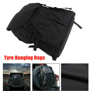 1PCS Car Truck Jeep Tyre Hanging Bags Protector Tire Storage Carry Package Cover