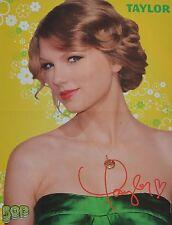 TAYLOR SWIFT - A2 Poster (XL - 40 x 52 cm) - Fan Sammlung Clippings Ausland USA