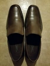 Banana Republic Men's Chocolate Brown Foster Dress Loafer Shoe Size 11.5