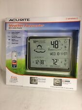 New listing Acurite Weather Forecaster With Jumbo Display Easy 1 2 3 Setup New