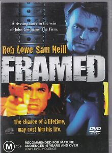 Framed - Rob Lowe, Sam Neill   [R4]