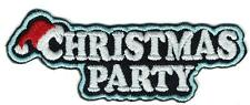 Girl Boy Cub CHRISTMAS PARTY Words Fun Patches Crests Badges SCOUT GUIDE Day