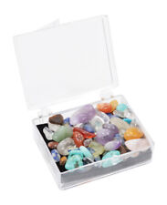 NEW MY BOX OF TUMBLED GEMSTONES START COLLECTING NOW